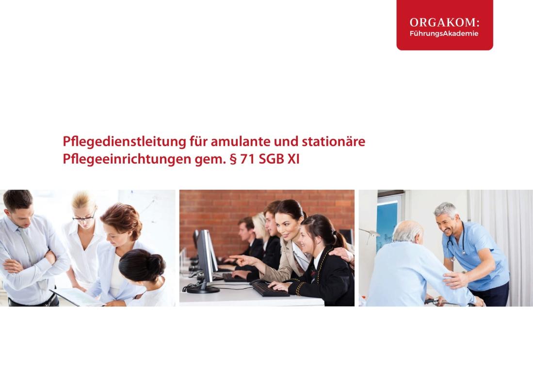 Pflegedienstleitung - ORAGKOM