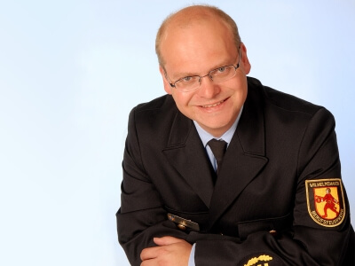 ORGAKOM-Berater Steffen Lutter