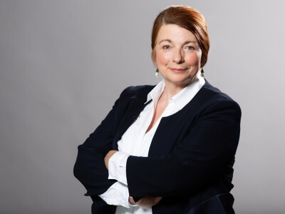 ORGAKOM-Dozenten Susanne David